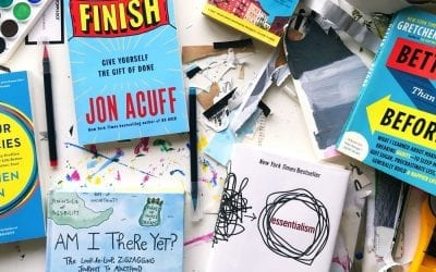 Non traditional books to add to your creative lifestyle curriculum