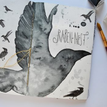 Art journal your spirit animal