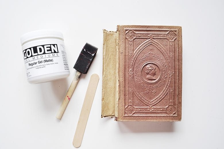 Resources for making an altered book