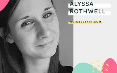 Alyssa Rothwell Keeps Creativity Alive by Making a Little Art Each Day