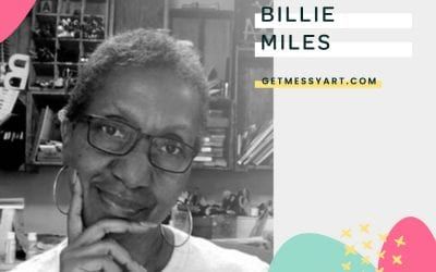 How Billie Miles Gains Confidence Through Daily Art Practice