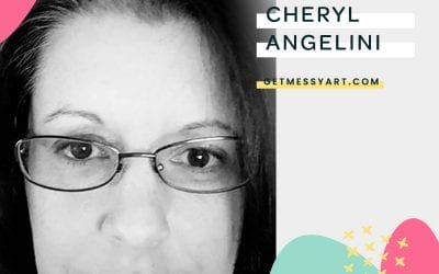 How Art Serves as a Form of Worship and Prayer for Cheryl Angelini