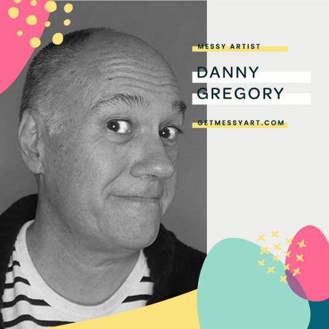 Danny Gregory Removes the Intimidation Around Art One Step at a Time