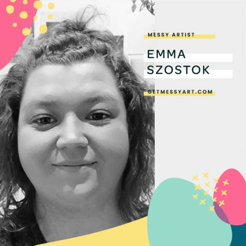 How Emma Szostok leans on community for inspiration when she is stuck
