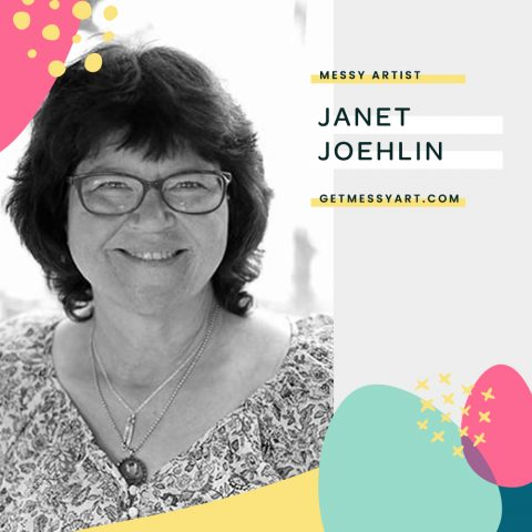 Janet Joehlin Honors Her Inner Artist by Creating Without Expectation