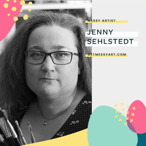 How Jenny Sehlstedt Grows as an Artist by Leaning on the Community