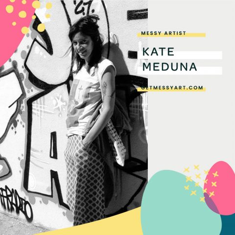 How Kate Meduna finds inspiration in her everyday surroundings
