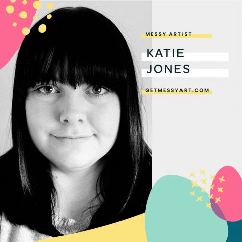 How Katie Jones avoids overthinking by making art