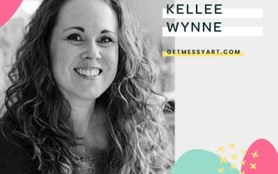 How Kellee Wynne views the creative life as a magical life