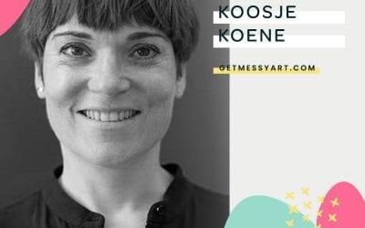 How Koosje Koene Follows Her Passion to Draw Every Day