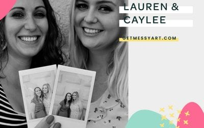 How Lauren and Caylee Built a Business Out of Creative Habit