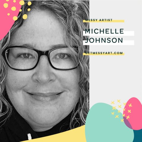 Michelle Johnson Views Her Art as Extensions of Herself
