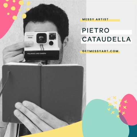 How Pietro Cataudella uses creative process to appreciate simple beauty