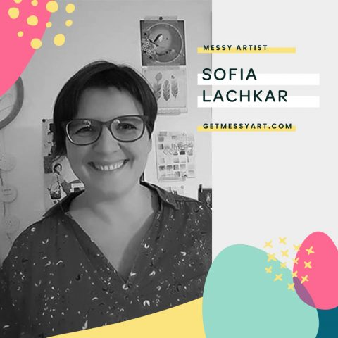 How Sofia Lachkar Explores Herself and Her World Through Creative Process