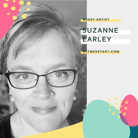 Why Creating Every Day Makes Suzanne Earley Feel Like Herself