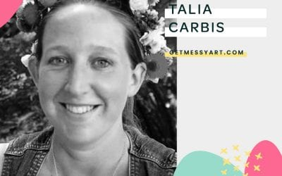 Practicing Art Emboldens Talia Carbis to Create Without Pressure