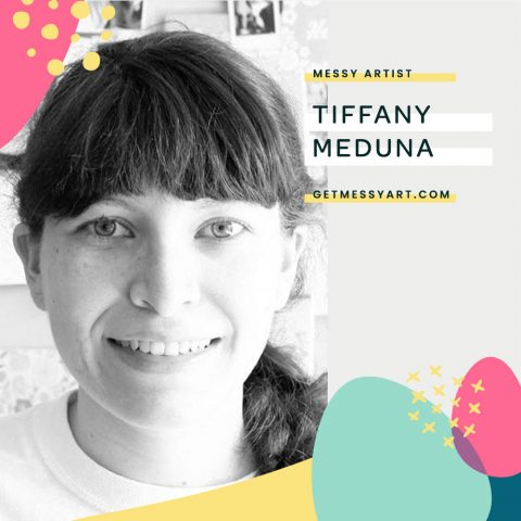 How Tiffany Meduna plans out time to make art