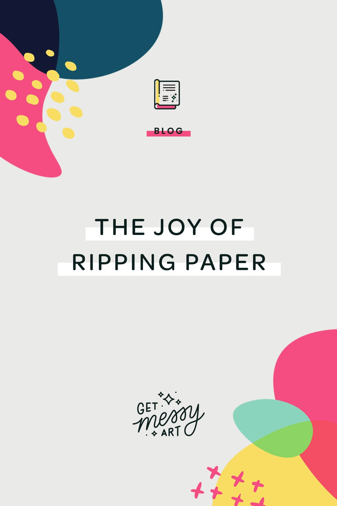 The Joy of Ripping Paper