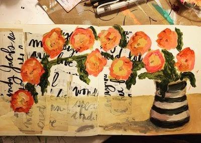 artist Cindy Jacobs