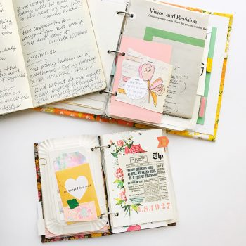 Using Commonplace Books as a Weapon Against Perfectionism