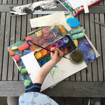 Art Journaling with Children