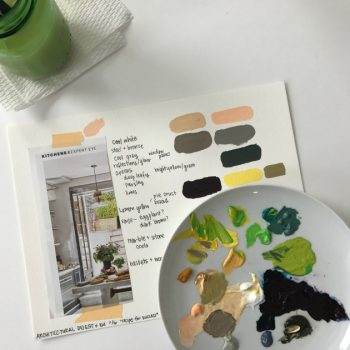 A guide to creating your ideal colour palette
