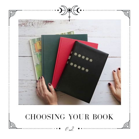 0.2 Choosing your book