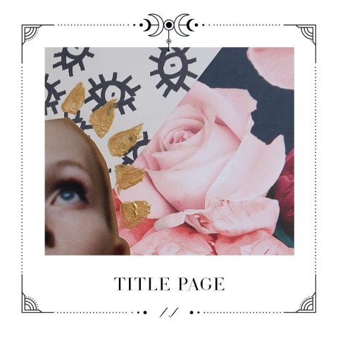 1.1 Title page