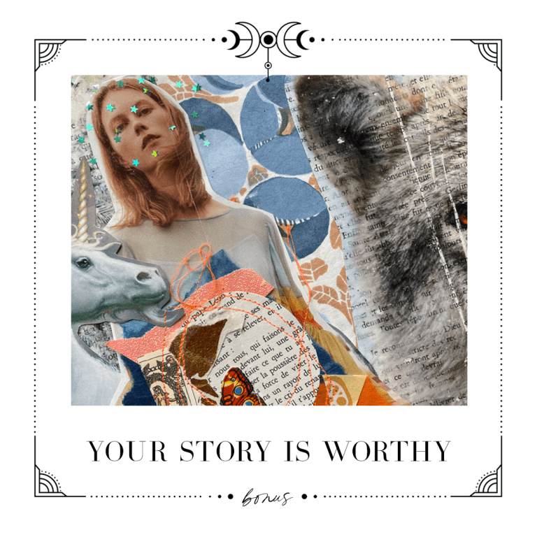 Your Story is Worthy