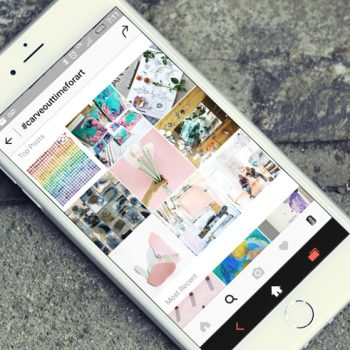 Create an Inspiring Instagram Feed to Fuel those Creative Juices