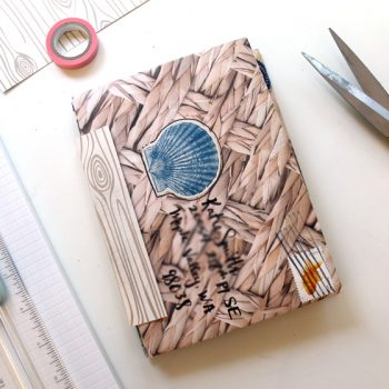 How to make an envelope journal