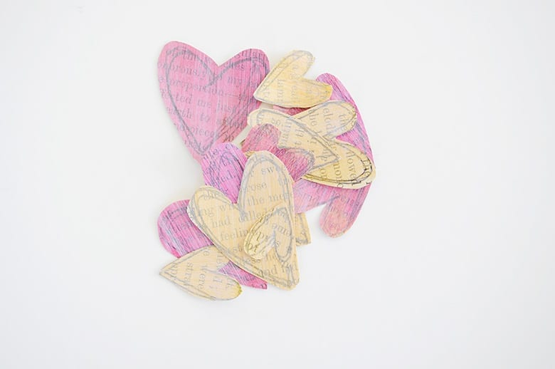 Make Your Own Paper Embellishments