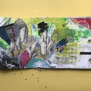 The benefits of creating an art journaling habit