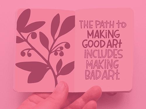 Lesson 6 – Nurture Your Creativity