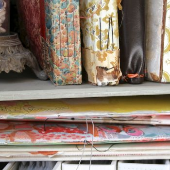 A Collection of Art Journals