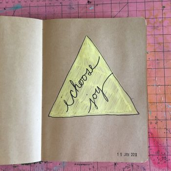 Finding your personal shape system for fast creating