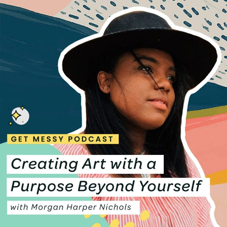 Creating Art Beyond Yourself with Morgan Harper Nichols