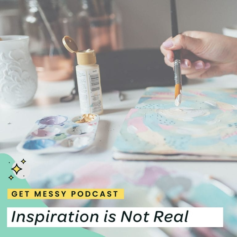 Inspiration is not real