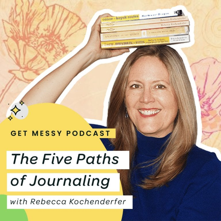 Walking the 5 Paths of Journaling with Rebecca Kochenderfer