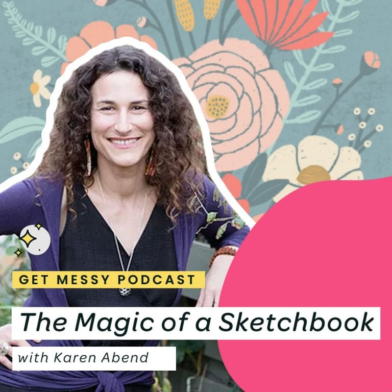 The Magic of a Sketchbook with Karen Abend