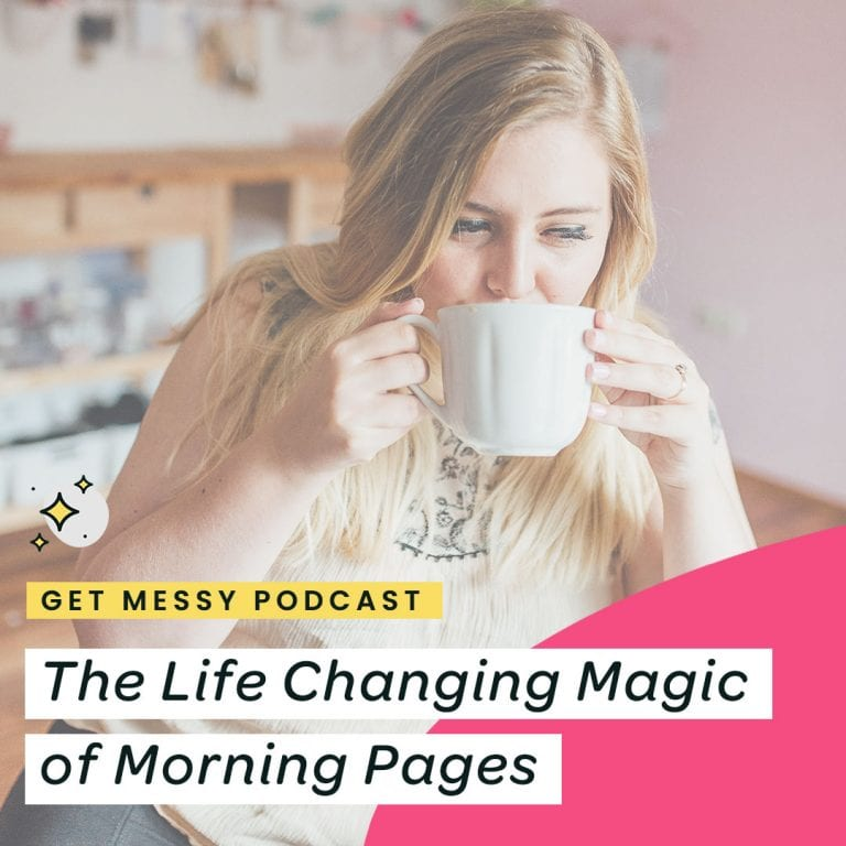 The life changing magic of morning pages
