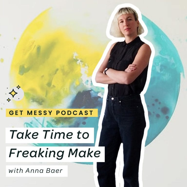 Take Time to Make with Anna Baer