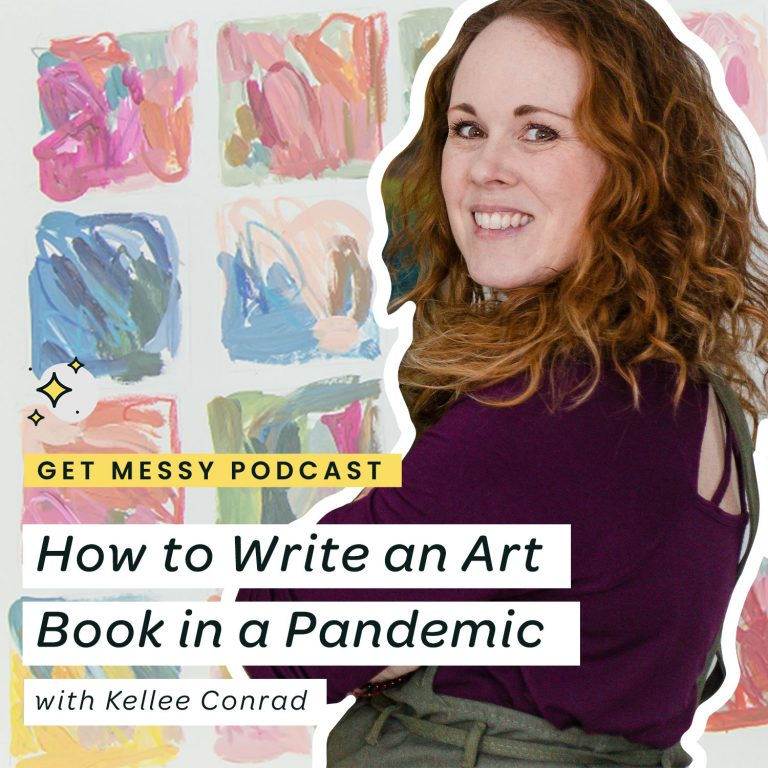 How to Write an Art Book in a Pandemic with Kellee Conrad