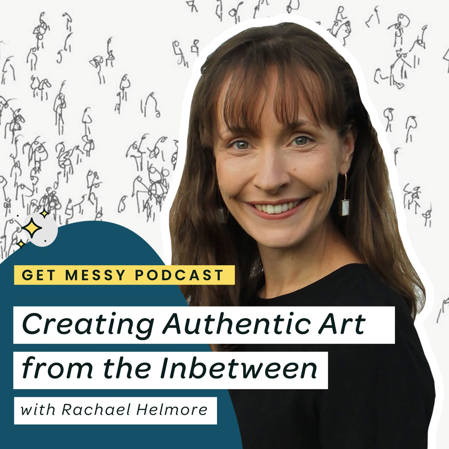 Creating Authentic Art from the Inbetween with Rachael Helmore