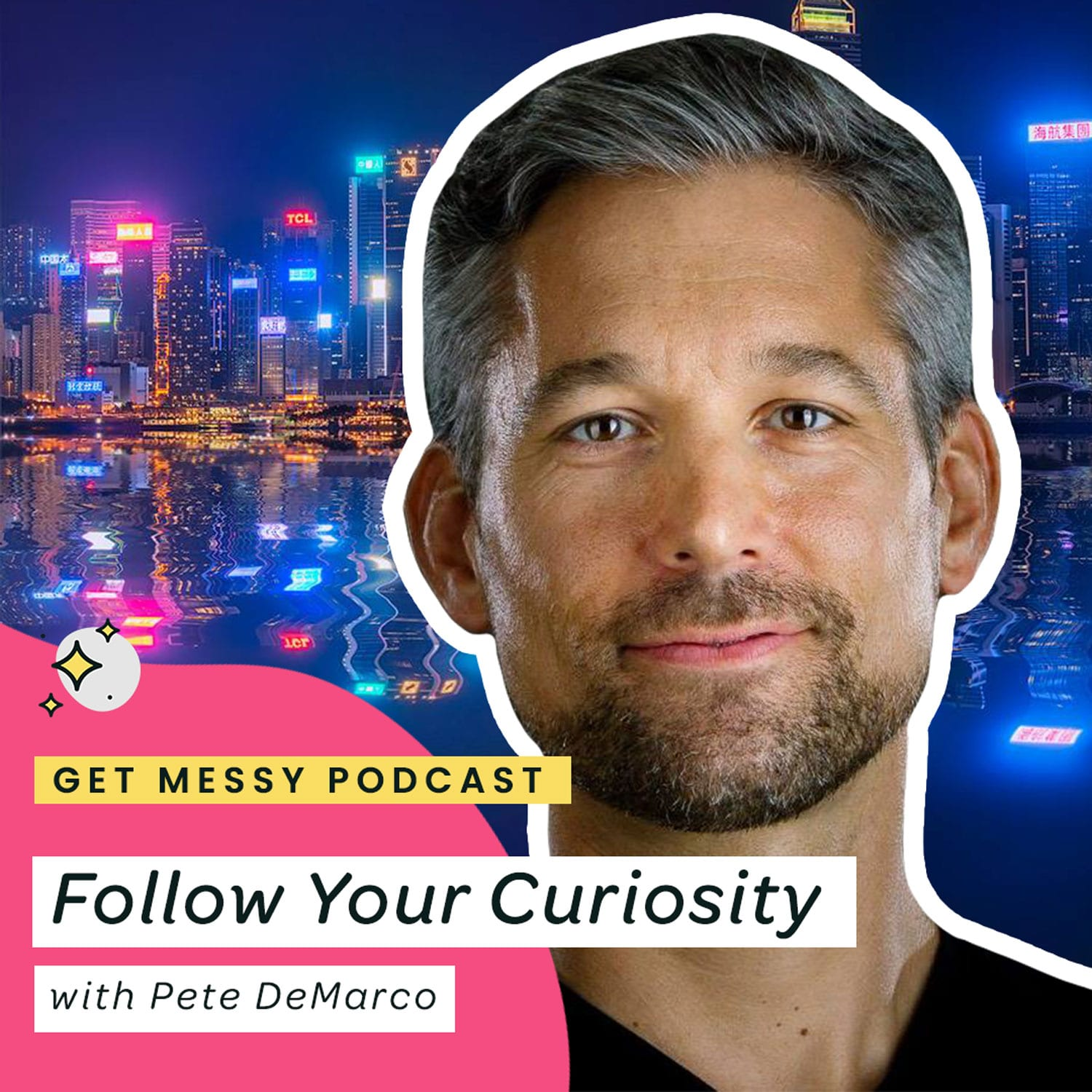 Follow Your Curiosity with Peter DeMarco