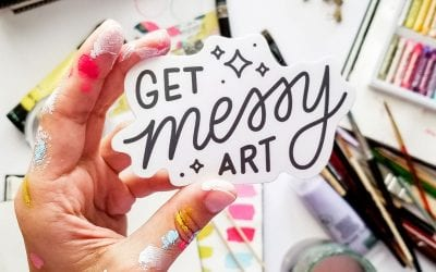 The Get Messy Podcast