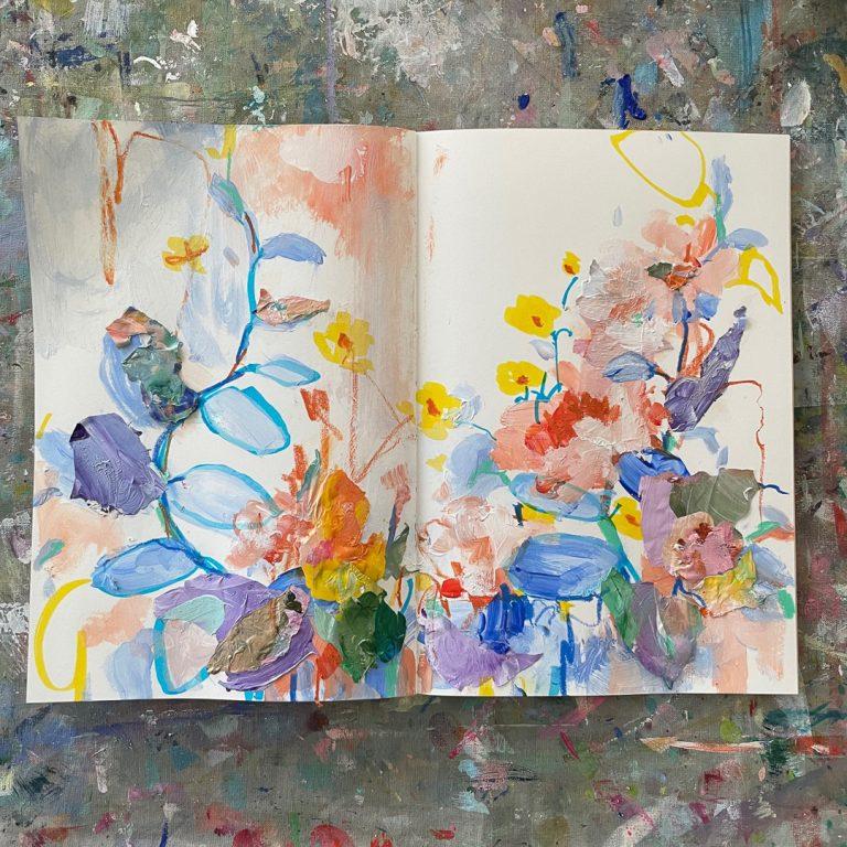 Challenge: Repurposed Florals