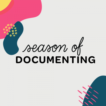 Season of Documenting Reflection