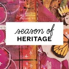 Get Messy Season of Heritage