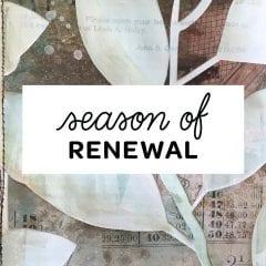Get Messy Season of Renewal